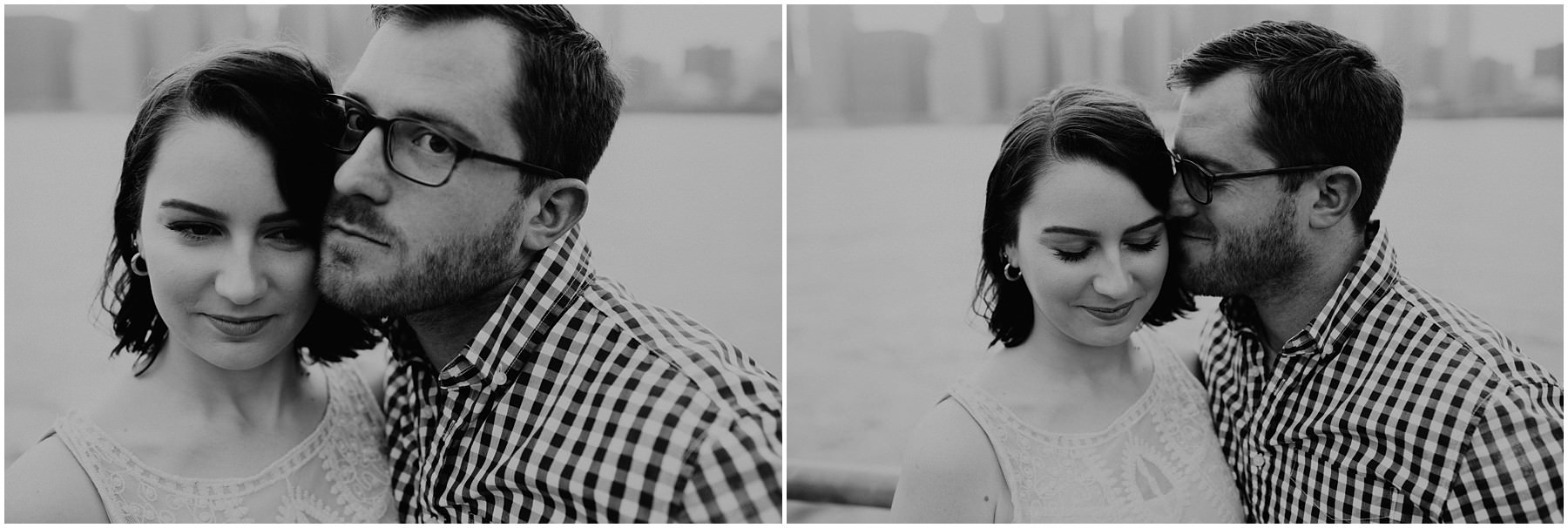 Manhatten couple shoot wedding photographer