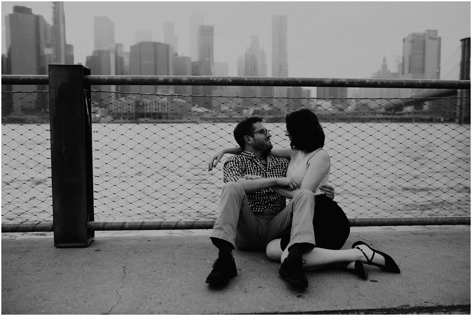 Manhatten Couple shooting NYC Michele Schiermann_0017
