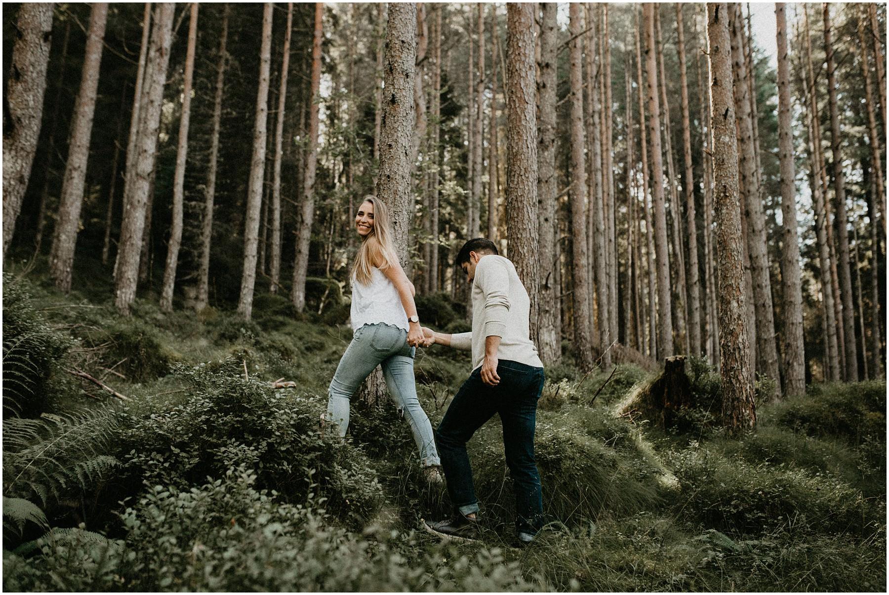 Paarshooting Norwegen Michele Schiermann Hochzeitsfotografin München_0004