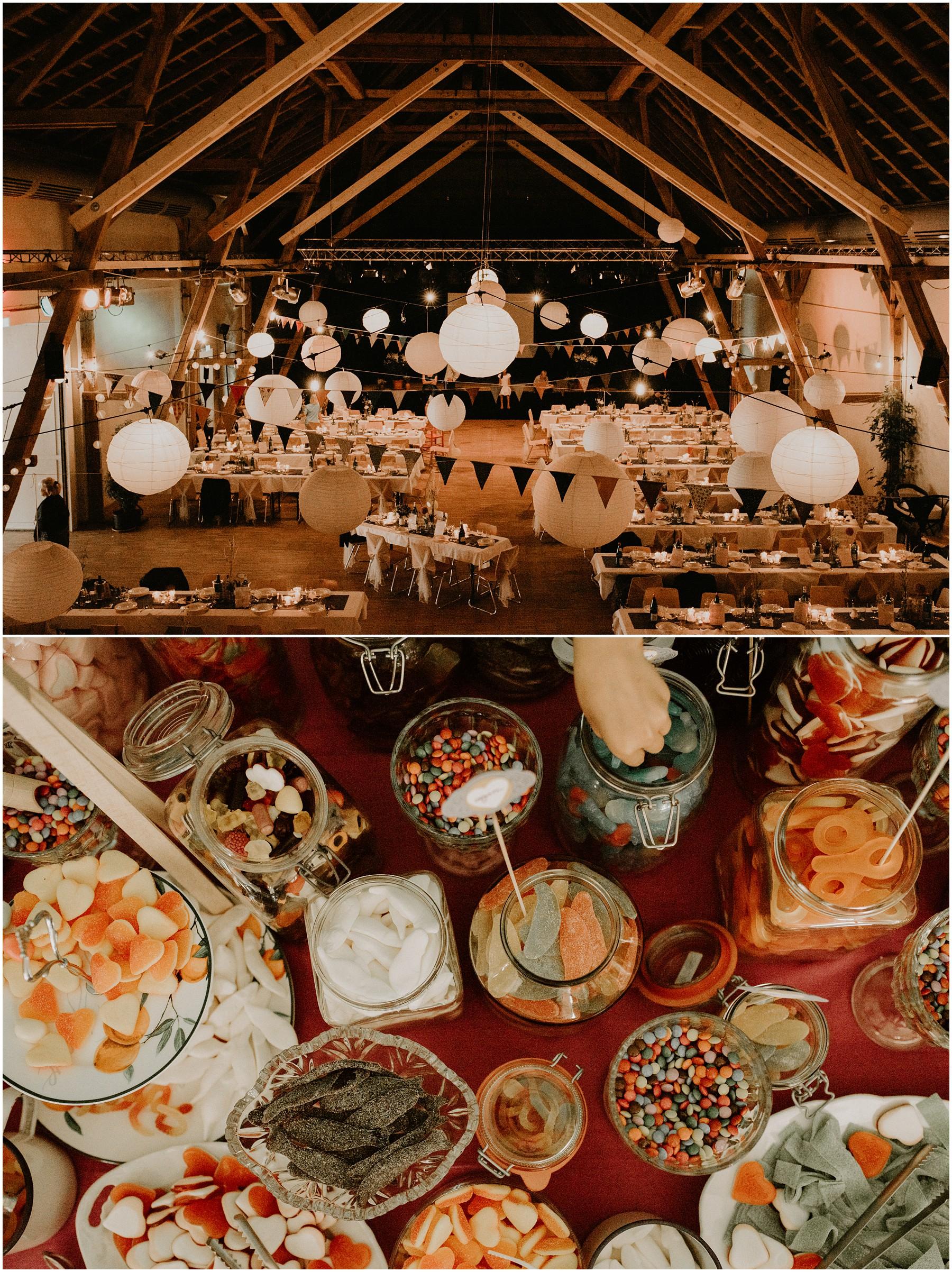hippie barn wedding photographer