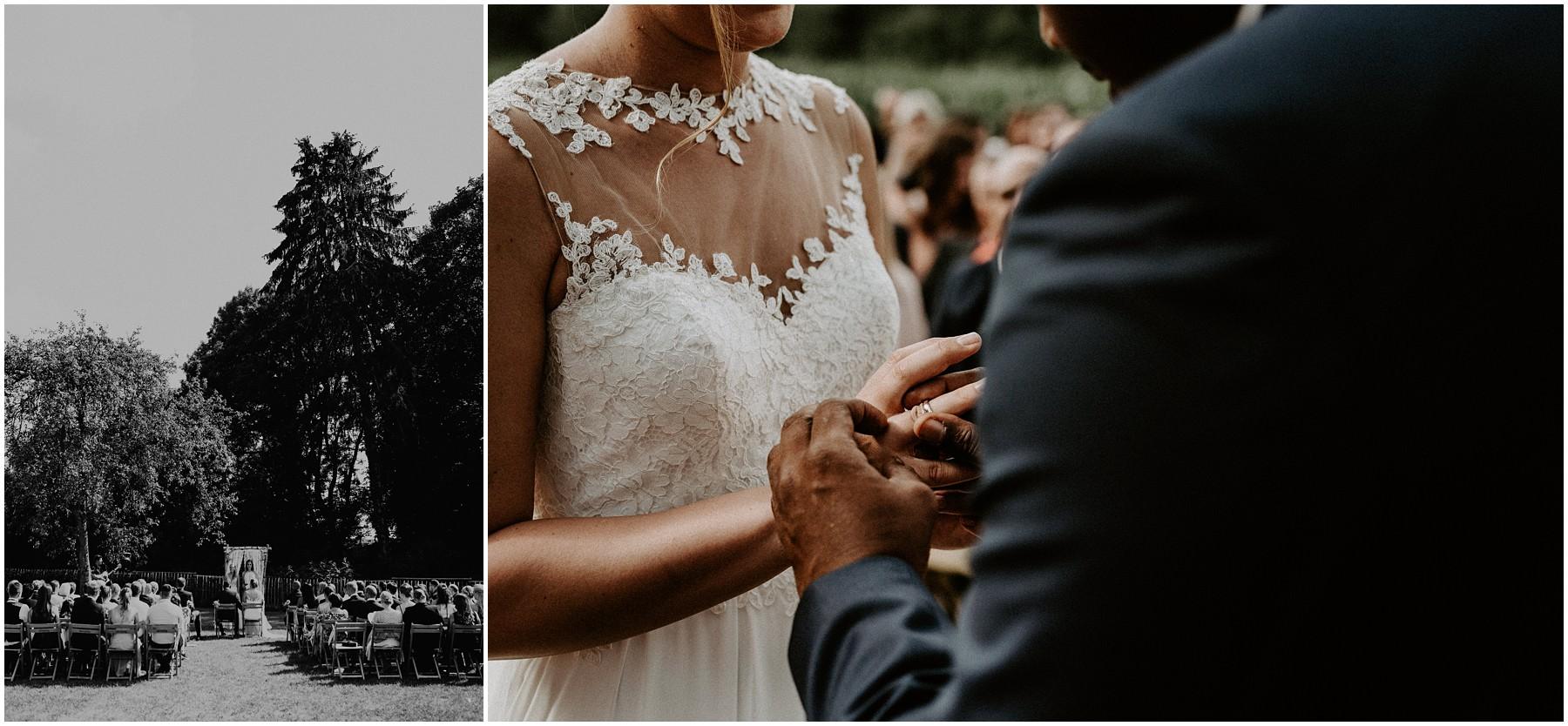 Scheunenhochzeit München Hochzeitsfotografin Michele Schiermann